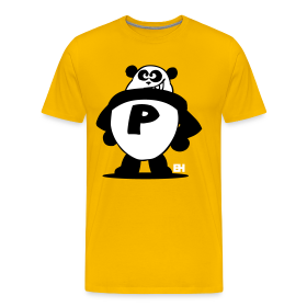 Panda power T-shirt
