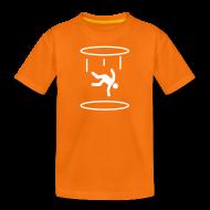 Shirts ~ Teenage Premium T-Shirt ~ Portal (Teen)