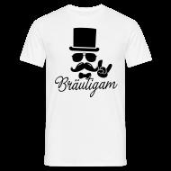 Bräutigam – Wie ein Gentleman – Junggesellenabschied Shirt