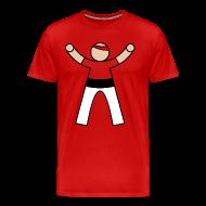 T-Shirts ~ Men's Premium T-Shirt ~ Casteller 1 Poañuelo