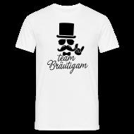 Team Bräutigam – Wie ein Gentleman T-Shirt