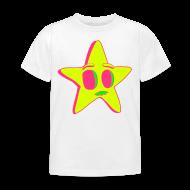 Shirts ~ Kids' T-Shirt ~ Neon Star