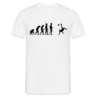 Fußball Evolution T-Shirt