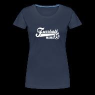 Fußball MAMA T-Shirt