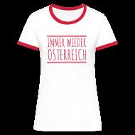 Immer wieder Österreich Fan-Shirt Für Sie