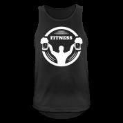 Remise en forme de body builder avec logo de la bi Vêtements de sport