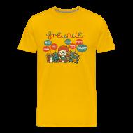 T-Shirts ~ Männer Premium T-Shirt ~ Artikelnummer 30638735