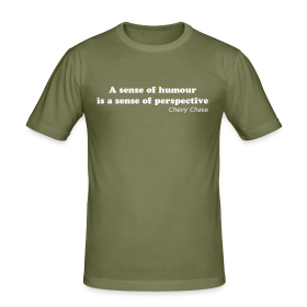 Perspective - Men's Slim Fit T-Shirt