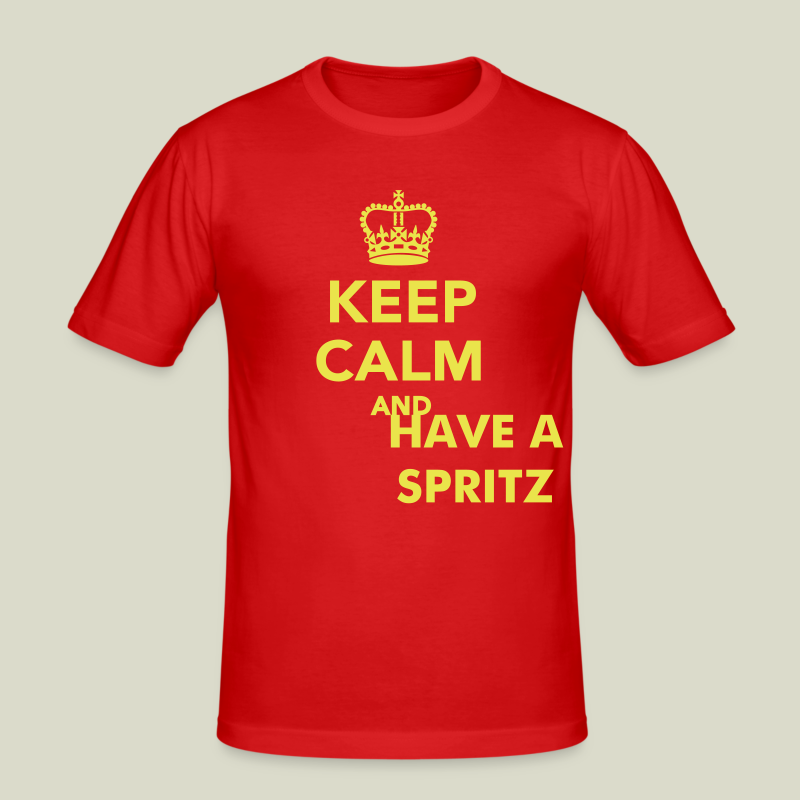 Keep Calm... and have a Spritz