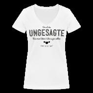 Für das Ungesagte lieber hätte sagen sollen T-Shirts