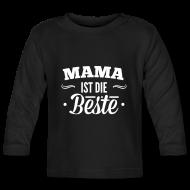 Mama ist der beste Langarmshirts
