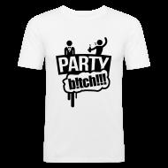 Mache endlich Paaaarty alter, b!tch, biatch T-Shirts