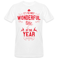 most_wonderful_time_of_the_year_r T-Shirts