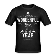most_wonderful_time_of_the_year_w T-Shirts