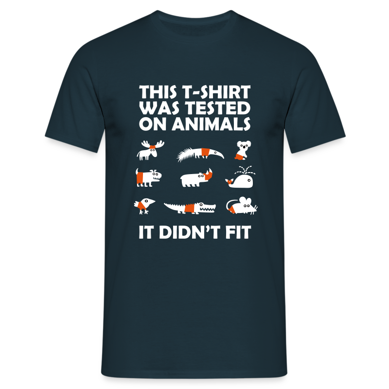 Animal Tested T-Shirt