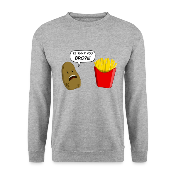 Potato Evolution Sweatshirt