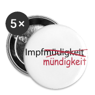 Button / Impfmündigkeit