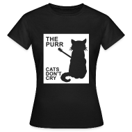 The Purr Girly Shirt - Frauen T-Shirt