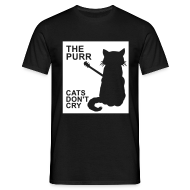 The Purr T-Shirt - Männer T-Shirt