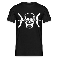 death-rock.de T-Shirt - Männer T-Shirt