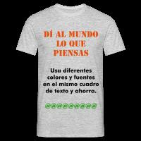 Haz clic para personalizar esta camiseta