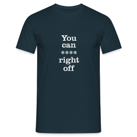 You can... - Men's T-Shirt - Men's T-Shirt