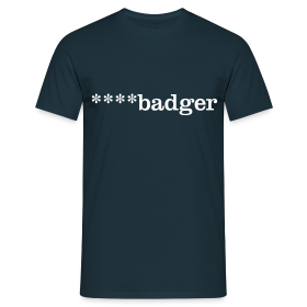 ****badger - Men's T-Shirt - Men's T-Shirt
