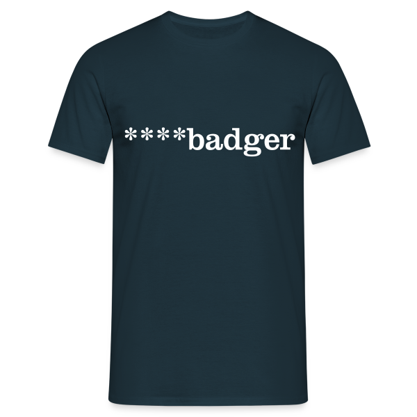 ****badger - Men's T-Shirt