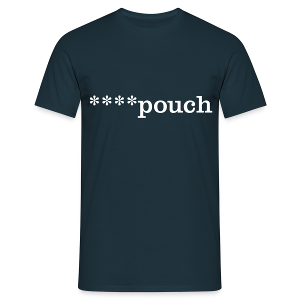 ****pouch - Men's T-Shirt