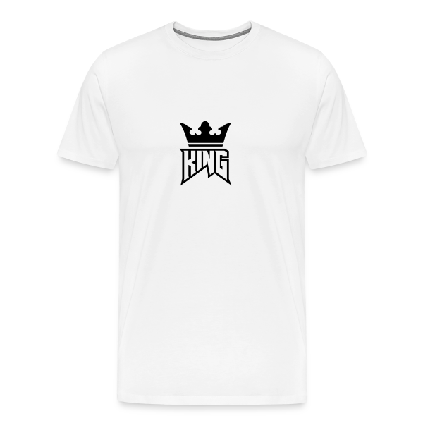 KING T IV - Men's Premium T-Shirt