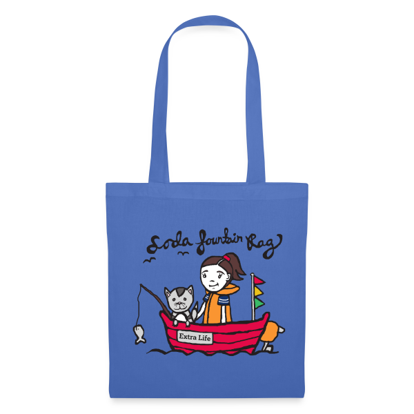 Extra Life Tote Bag (more colors available)