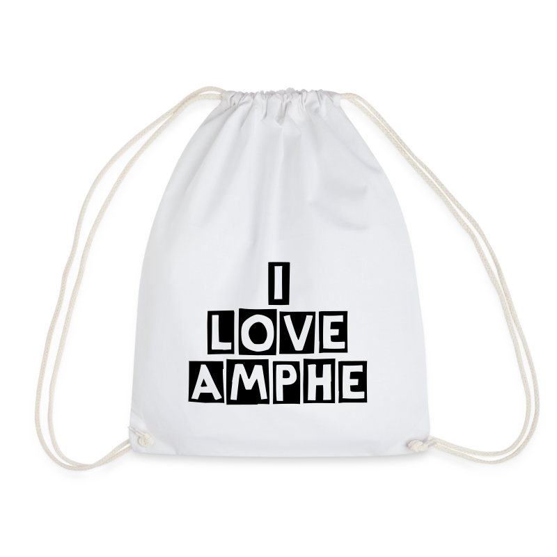 I Love Amphe | Turnbeutel