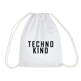 Techno Kind | Turnbeutel
