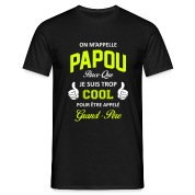 papou2 Tee shirts