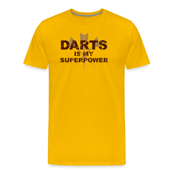 Darts is my Superpower!