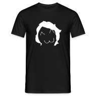 Derpina (single color) - Mannen T-shirt