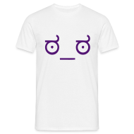 Look of Disapproval - Mannen T-shirt