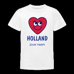 oranje t-shirt ik hou van holland