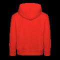 capuchontrui kids rood snowbaorder