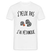 jppj petanque Tee shirts