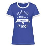 MEILLEURE MAMAN Tee shirts