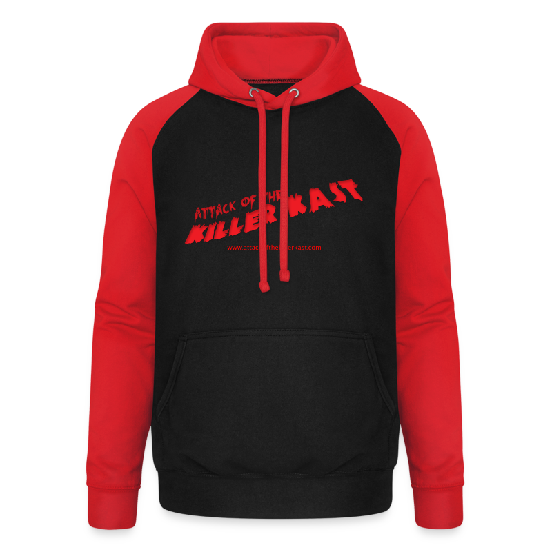 Attack of the Killer Kast Hoodie - Unisex baseball-hettegenser
