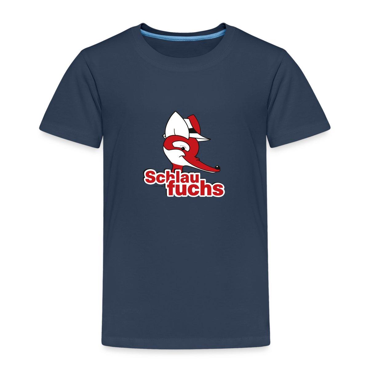 Sandmaennchen-Herr-Fuchs-Schlaufuchs-Kinder-Premium-T-Shirt-von-Spreadshirt