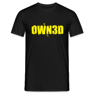 OWNED! | Shirt, Hoodie, Sweater | PWNED, PWN3D!