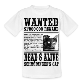 Schrodinger's Cat - Enfants