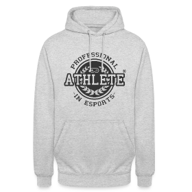 "Sweat à capuche ""Athlete"""