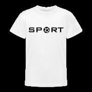 voetbal shirt voor kinderen