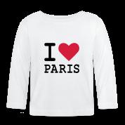sweat I Love Paris Bébé