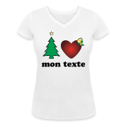 T-Shirt Personnalisé I Love Noël 2
