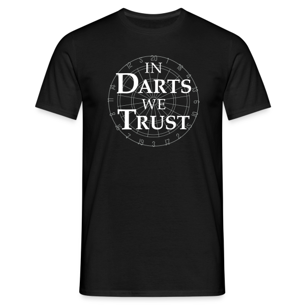 In Darts We Trust
